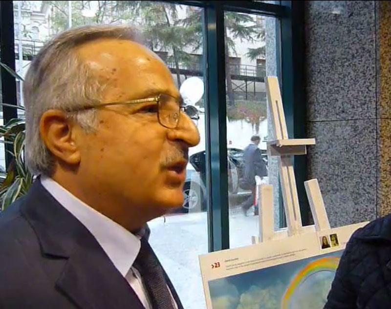 çocuk vakfı başkanı Mustafa ruhi şirin basın mensuplarının sorularını cevapladı