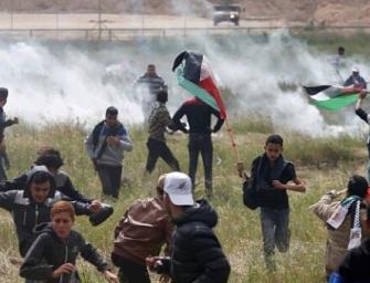 Trump'un Kudüs kararı katliama dönüştü