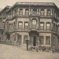 Kültür ve tarih kokan eski binalar