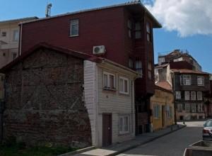 Unkapanı, Zeyrek semti ve eski binalar