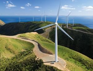 yeldeğirmeni eskiden kullanıldı ve hala modern versiyonu rüzgargülü santrali enerji için kullanılıyor.