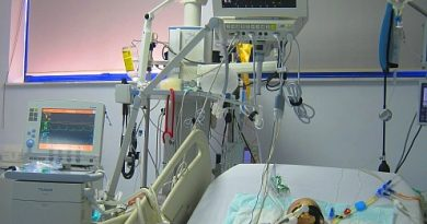 Ahmet Nedim bebek yoğun bakımda yaşam mücadelesi veriyor.