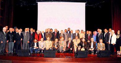 Eskader 2013 ödül töreni ile kültür sanat ödülleri sahiplerine verildi