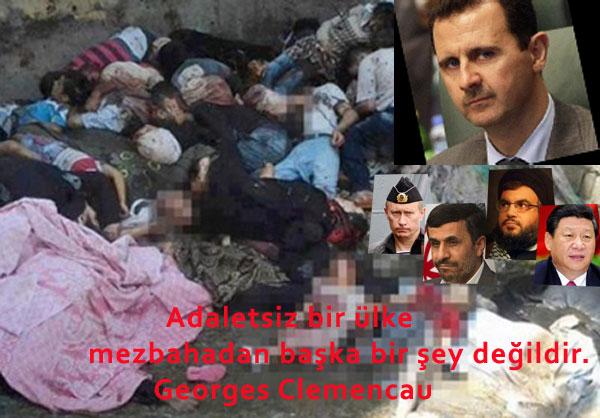 suriye devrimi, suriye soykırımı, esed vahşeti, suriye halkının dramı, birleşmiş milletler güvenlik konseyi, uluslarası hukuk skandalları