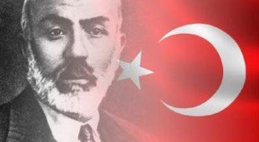Milli şarimiz Mehmet Akif Ersoy