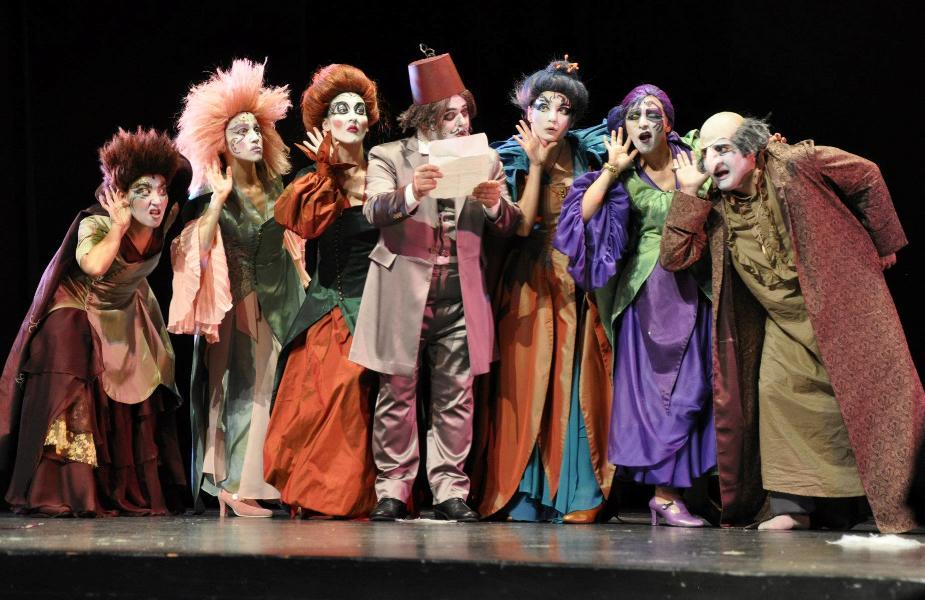 türk tiyatrosu ve osmanlı tiyatrosu gelişimi