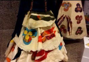keçe-elbise-tasarımlar, yeni konsept bayan elbiseleri