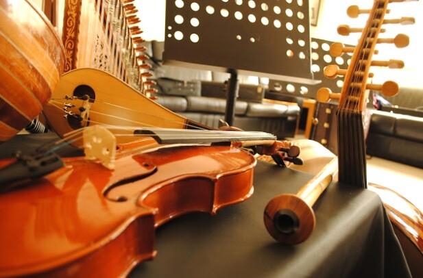 Kubbealtı Akademisi'nde konser zamanı