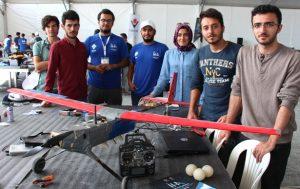 İTÜ'de Gelişen İHA Otonom SİHA'ya Dönüşüyor