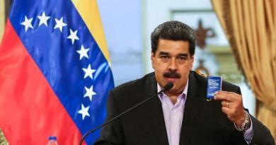 ABD gözlerini Venezuela halkının zenginliklerine dikmiş durumda